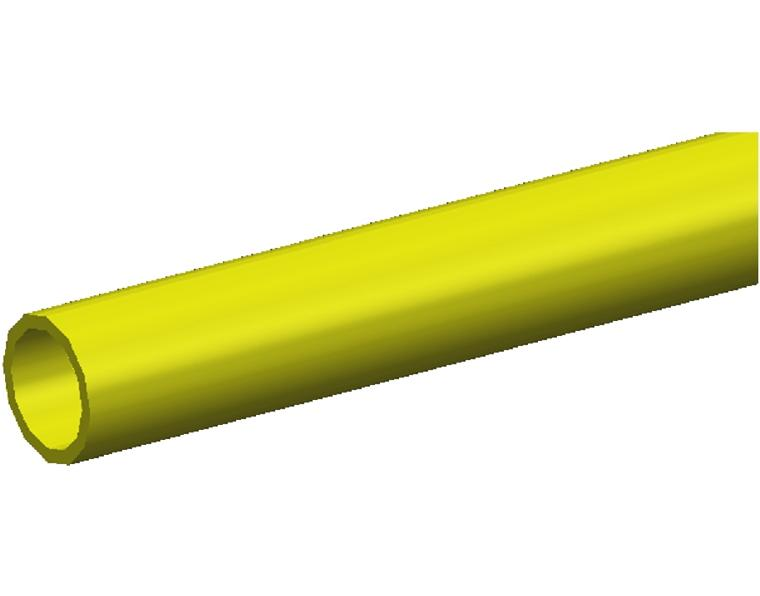32 FK1 GAS PIPE X25M YEL PE/AL/PEX COMPOSITE