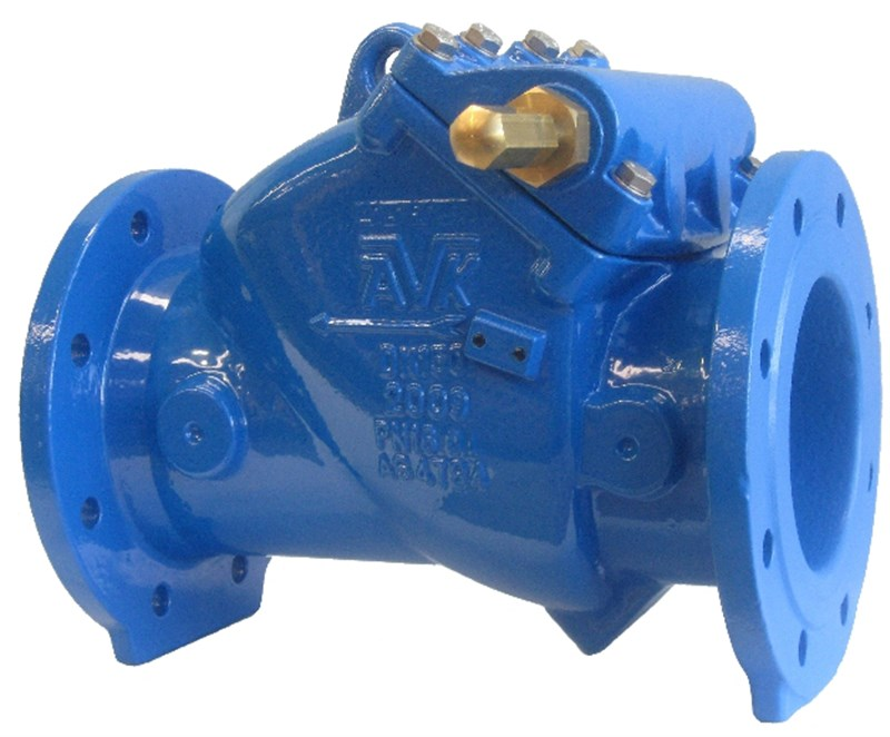 100 VALVE RS SWING CHECK F-ACTSERIES 41/81 PN16