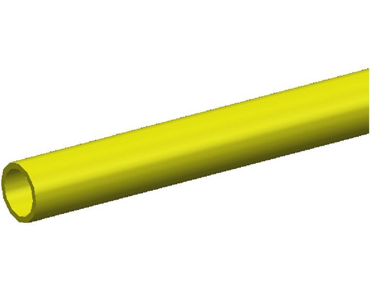 25 FK1 GAS PIPE X5M YEL PE/AL/PEX COMPOSITE